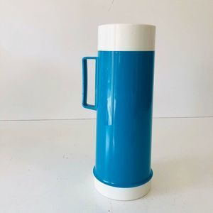 VTG THERMOS INSULATED BOTTLE 100F TEAL